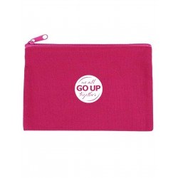 We All Go Up Together Cosmetic Bag