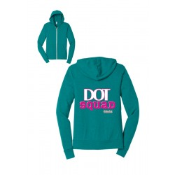 Dot Squad Full Zip Hoodie CLOSEOUT SALE
