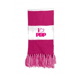 I (heart) PDP Stripe Scarf CLOSEOUT SALE